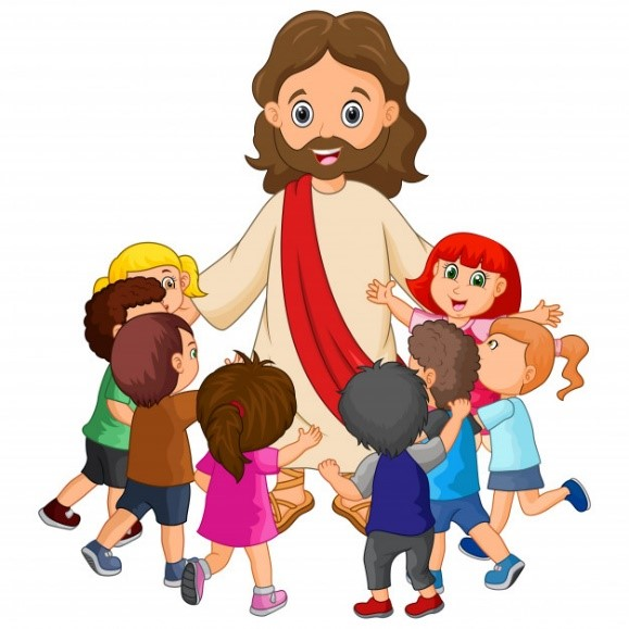 Jesus Children | Free Vectors, Stock Photos & PSD